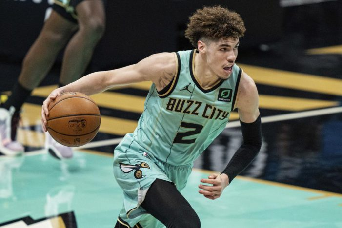 LaMelo Ball wins NBA Rookie of the Year honors