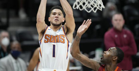 Phoenix Suns complete sweep of Denver Nuggets
