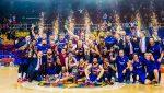 Barcelona wins 19th title