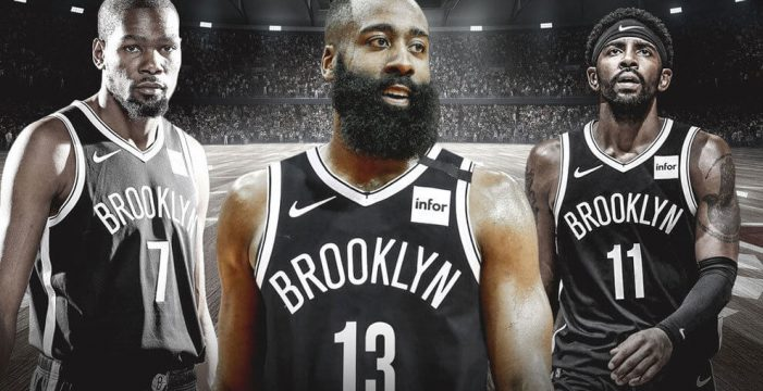Should the Brooklyn Nets be the favorites to win the NBA title?
