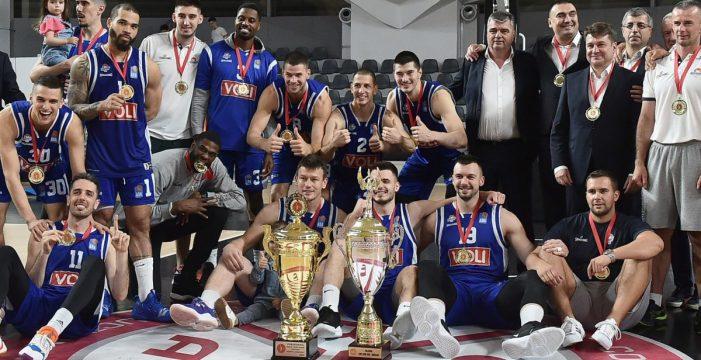 Budućnost wins Montenegrian championship