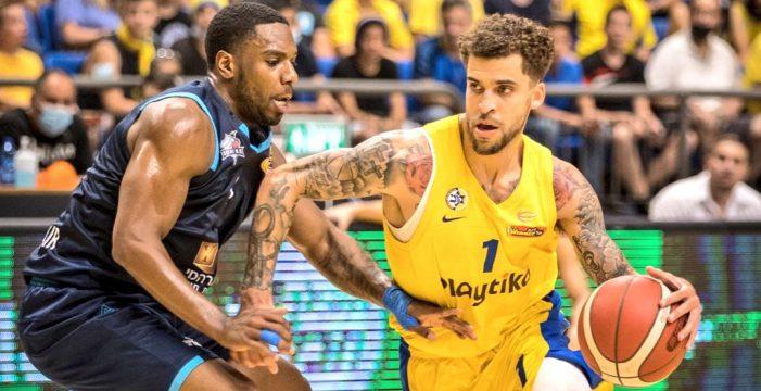 Maccabi Tel Aviv wins playoff semifinals opener