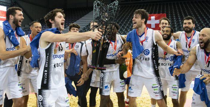 Cinderella story of Starwings ends, and Fribourg wins the Swiss title