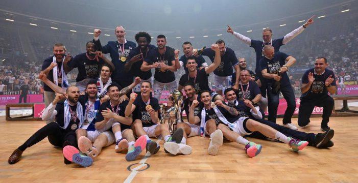 KK Zadar wins Croatian championship after a 13-year drought