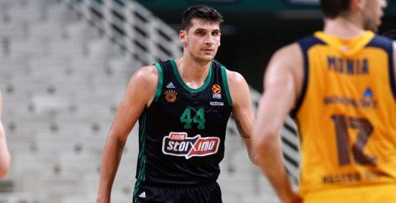 Konstantinos Mitoglou from Pana to Milano