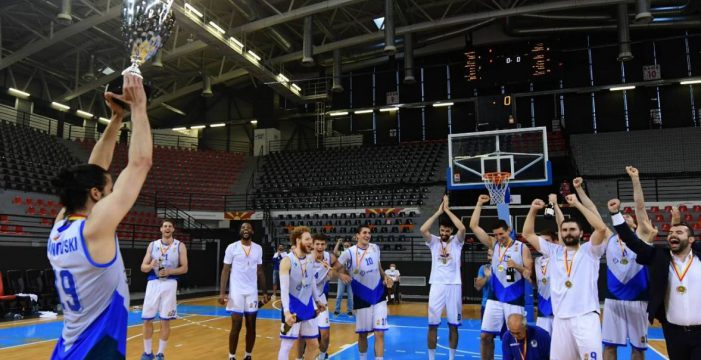 MZT Skopje sweeps the North Macedonian series and wins the title
