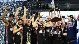 Melbourne United wins Australian championship