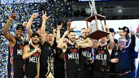 Melbourne United wins title