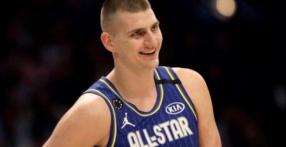 Nikola Jokic wins NBA MVP award