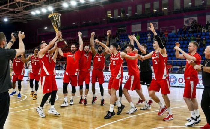 Prometey sweeps Ukrainian finals series and writes history
