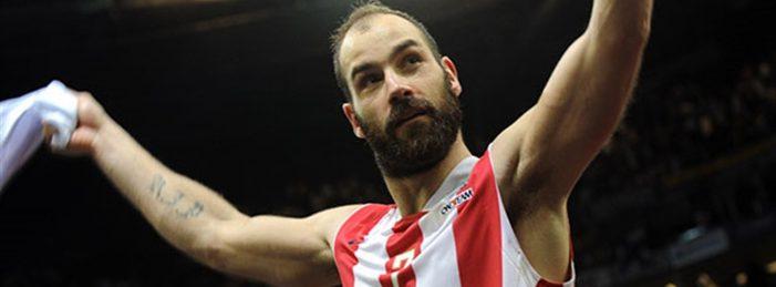Vassilis Spanoulis retires
