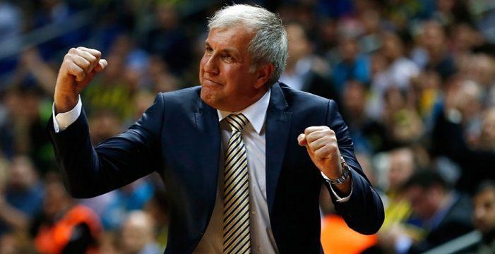 Željko Obradović is the new coach of Partizan Belgrade!