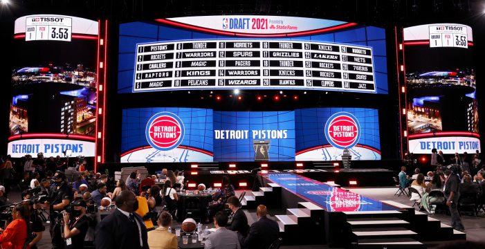 2021 NBA Draft results