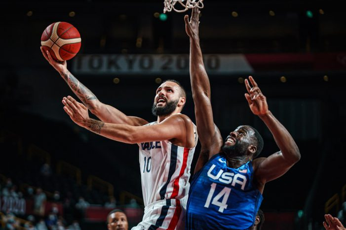 France beats Team USA, and the Czech Republic grabs first Olympic victory