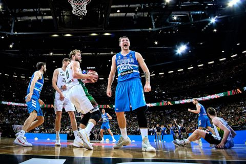 Luka Doncic will play in the Olympics