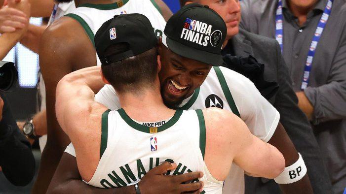 Milwaukee Bucks reach first NBA finals in 47 years