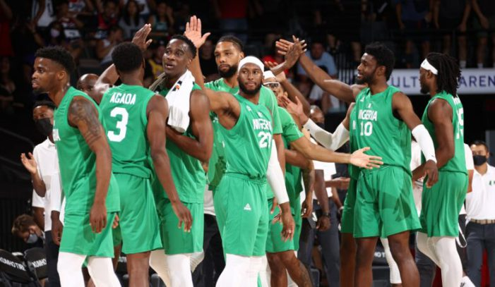 Nigeria shocks Team USA