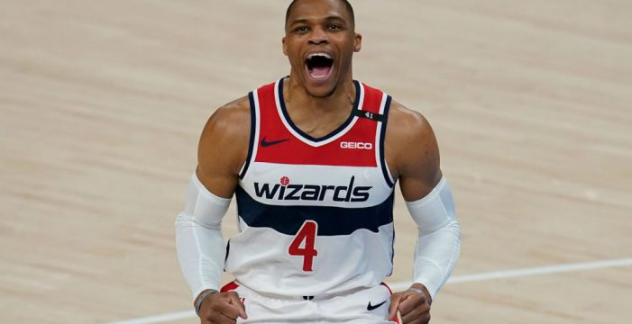 Los Angeles Lakers acquires Russell Westbrook