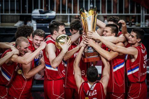 Serbia wins U18