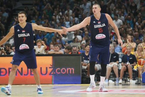 Serbian Basketball