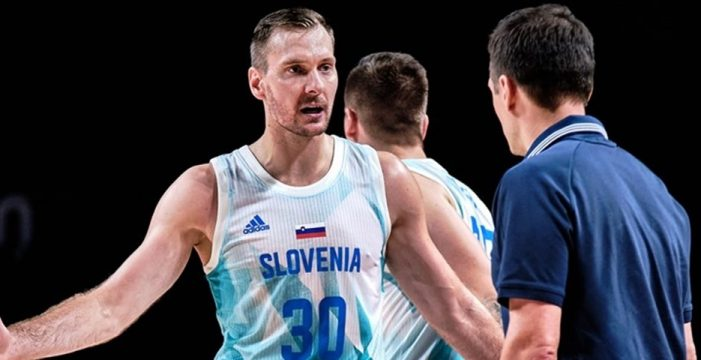 Slovenia and Spain already qualified for the Olympic quarter-finals