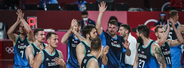 Slovenia and Spain get first wins in Olympic group C