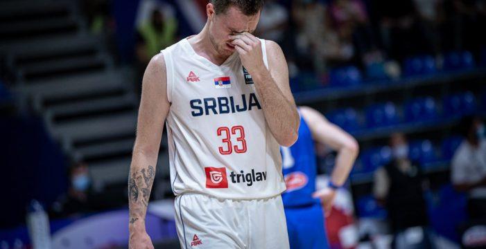 The meltdown of the Serbian Basketball school