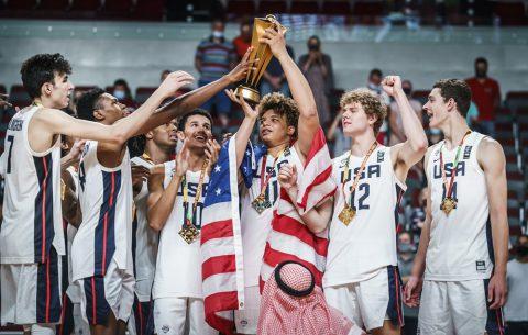 USA wins FIBA U19 World Cup