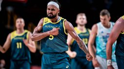 Late run gives Australia Olympic bronze over Slovenia