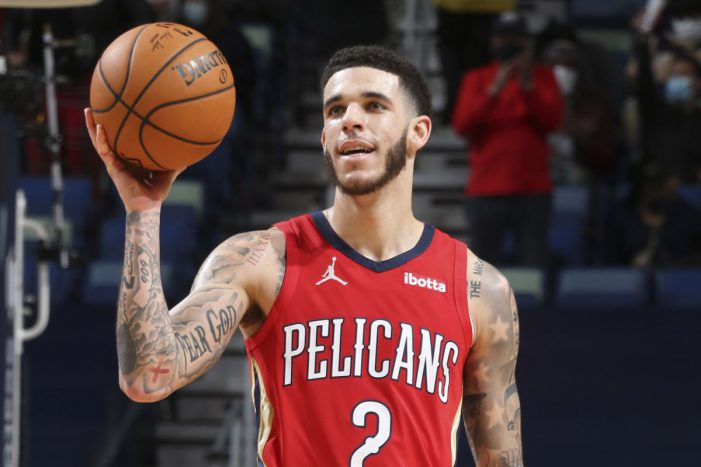 Chicago Bulls reach an agreement with Lonzo Ball, per report