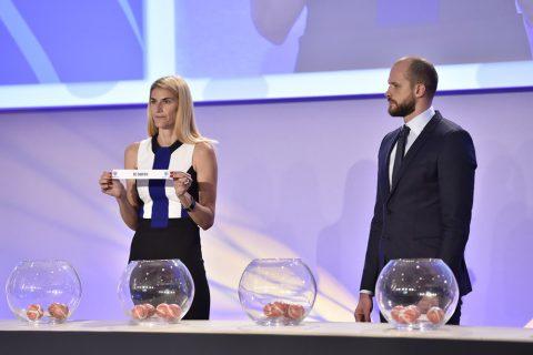 FIBA Europe Cup bubbles