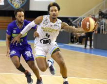 Jalen Adams from France to Israel
