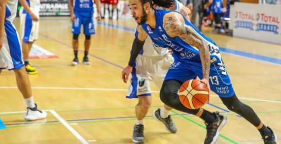 Ronnie Harrell moves to Galil Gilboa