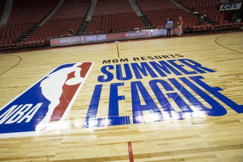 Summer League game postponed