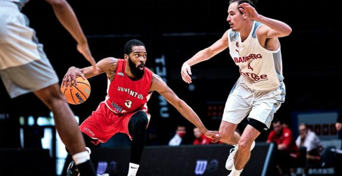 Bamberg goes from +20 to elimination in Basketball Champions League 2021-22 Qualifying Rounds