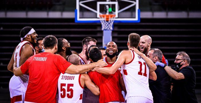 Ukrainian champions punch the last ticket to the Basketball Champions League Regular Season