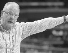 Legendary coach Dušan Duda Ivković passed away