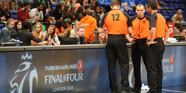 Euroleague allows coaches to challenge referee call