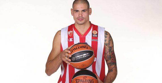 Maik Zirbes back in Belgrade after two years