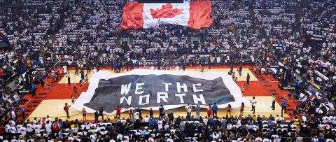 Raptors can finally play at home again