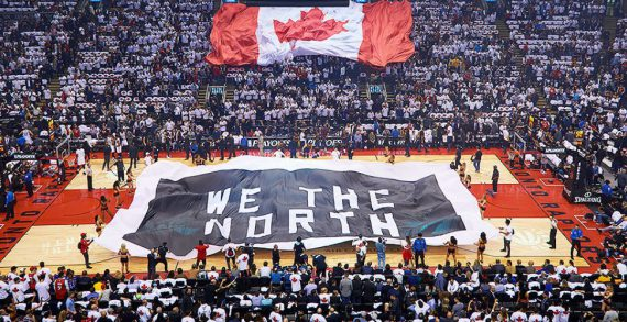 Raptors can finally play in Toronto again