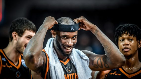 Terell Parks back in ProA France
