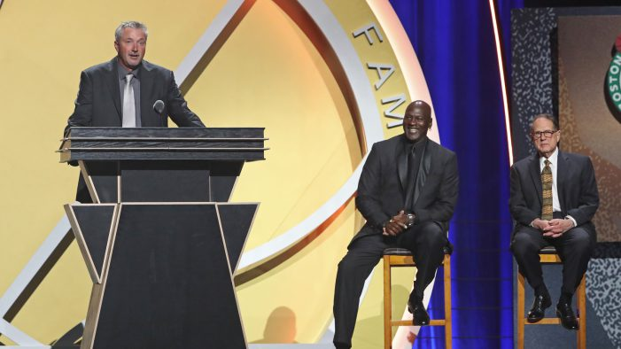Toni Kukoč finally enshrined into the Basketball Hall of Fame