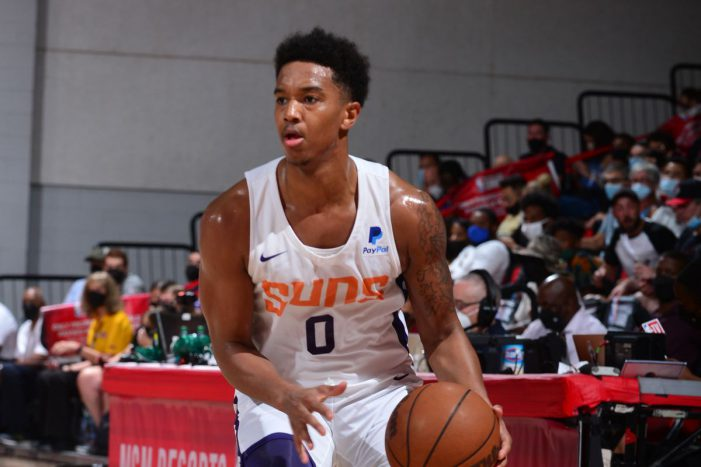 Ty-Shon Alexander from Phoenix Suns to Bologna
