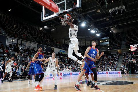 ASVEL Villeurbanne wins third straight game in Turkish airlines EuroLeague