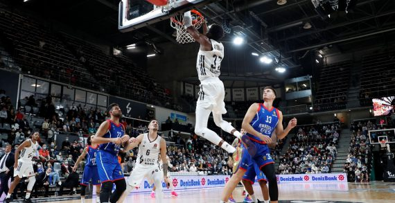 ASVEL Villeurbanne comes back from 19 points down in Euroleague game vs. Fenerbahce