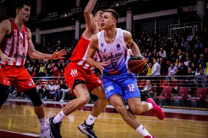 Adriatic League champion Crvena Zvezda stumbles and falls