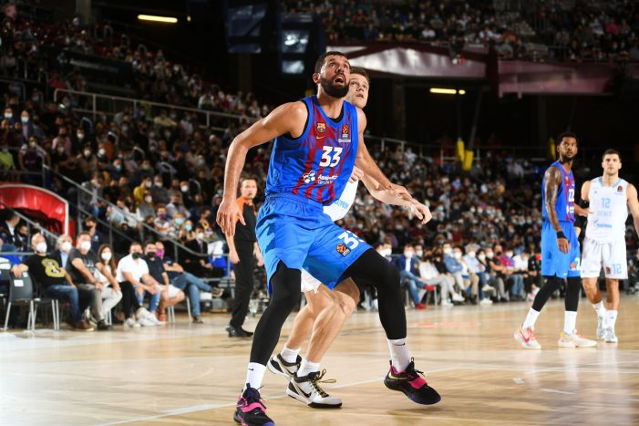 Barcelona keeps a perfect record in the Euroleague