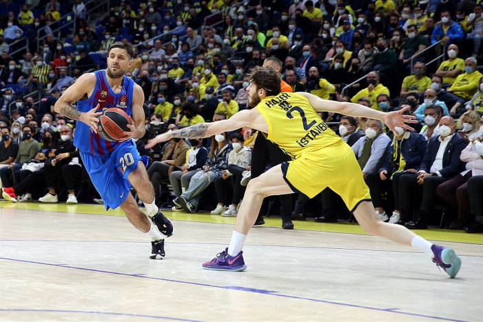 Barcelona only undefeated team in Euroleague