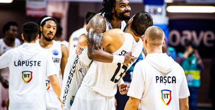Brindisi loses at home to Cluj Napoca in FIBA Basketball Champions League